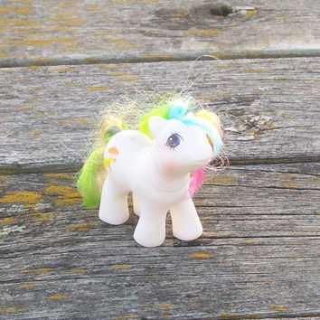 Vintage My Little Pony Baby Quackers 1987 First Tooth