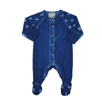 Coccoli Baby Boys' Faded Footie