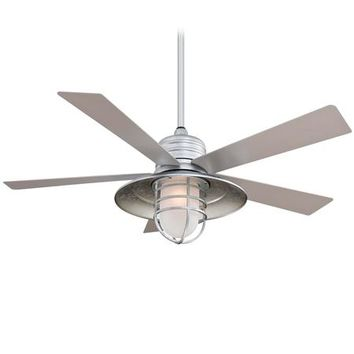 "54"" Indoor/Outdoor Boardwalk Ceiling Fan"