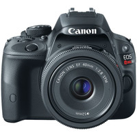 CANON 8575B003 18.0 Megapixel EOS Rebel(R) SL1 Digital Camera (with EF-S 18mm - 55mm IS STM lens)