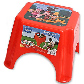 red stool mickey - Disney