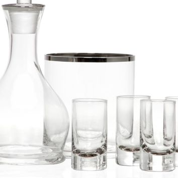 Salud Gift Set - Silver | Luxe for Less Tableware | Luxe For Less | Z Gallerie