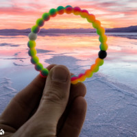 BIG SALE Neon LOKAI (Make A Wish mix color Bracelet)
