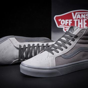 VANS SK8-Hi Zipper Old Skool Ankle Boots Flat Sneakers Sport Shoes
