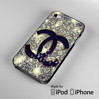 Chanel pattern A0909 iPhone 4 4S 5 5S 5C 6, iPod Touch 4 5 Cases