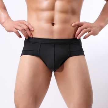 Fashion Male Men's Underpants Knickers Sexy Men Boxer Shorts Underwear Pant Mens Sexy Underwear Thong Hot Sale panties