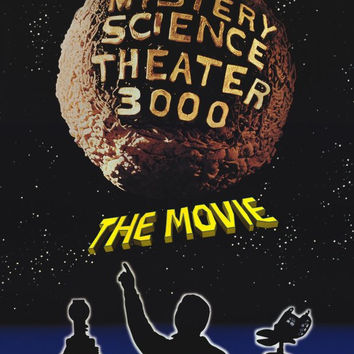 Mystery Science Theater 3000 11x17 Movie Poster (1996)