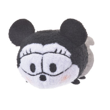 Disney Store Japan March 2nd Minnie Mouse Day 1928 Mini Tsum New with Tags
