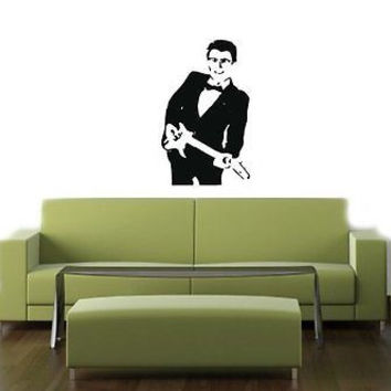 Rock Band Star Wall Sticker Decals Art Mural T175