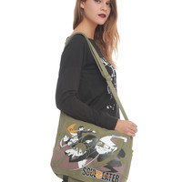Soul Eater Group Messenger Bag