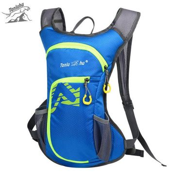 DCCKHG7 Outdoor Waterproof Climbing Bags Bicycle Bike Backpack for Men Women,Ultralight Sport Running Cycling Hiking Bag Travel Rucksack