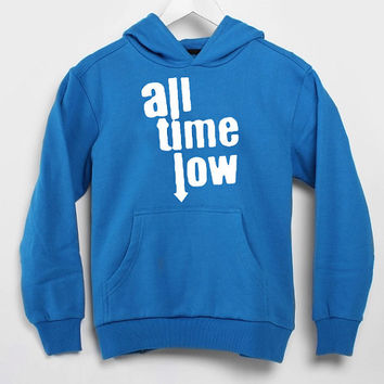 all time low Logo populer hoodie for mens and women by USA
