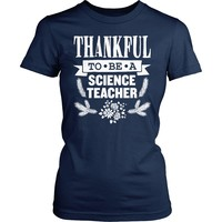 Science - Thankful