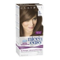 Clairol Nice 'N Easy Non-Permanent Hair Color 76 Light Golden Brown 1 Kit