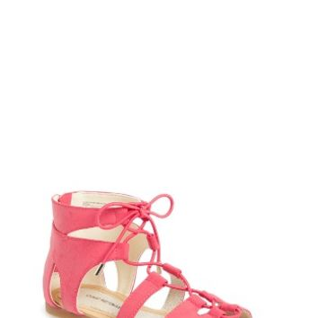 Stuart Weitzman Camia Romanesque Sandal (Walker, Toddler, Little Kid & Big Kid) | Nordstrom