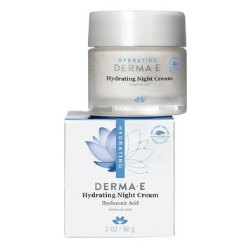 Derma E Hyaluronic Acid Night Creme - 2 oz