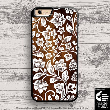Floral case for iphone 5s 6s case, samsung, ipod, HTC, Xperia, Nexus, LG, iPad Cases