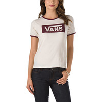 V Tangle Ringer T-Shirt | Shop at Vans