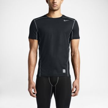 Nike Pro Hypercool Fitted Short-Sleeve Men's Shirt