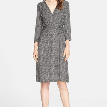 Women's Max Mara 'Abitata' Jersey Print Dress,
