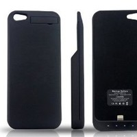 TekuOne iPhone 5 BC2 Rechargeable Extended Battery Case for iPhone 5 - AT&T, Sprint, Verizon