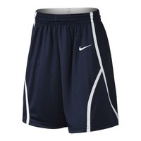 Nike Front Court Girls' Basketball Shorts - Team Navy
