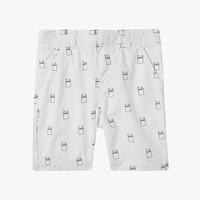 Billybandit Bermuda Shorts with Superhero Masks - V24002/10B - FINAL SALE
