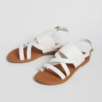 Archie Strappy Sandals