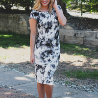 Wind Whipped Dress