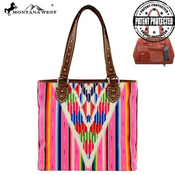 MW310G-8281 Montana West Serape Concealed Handgun Collection