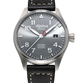 Alpina Startimer Pilot Mens Automatic Watch AL-525G3S6