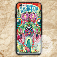 Bassnectar Tour iPhone 4/4S, 5/5S, 5C Series, Samsung Galaxy S3, Samsung Galaxy S4, Samsung Galaxy S5 - Hard Plastic, Rubber Case
