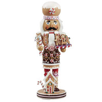 Kurt Adler Gingerbread Nutcracker