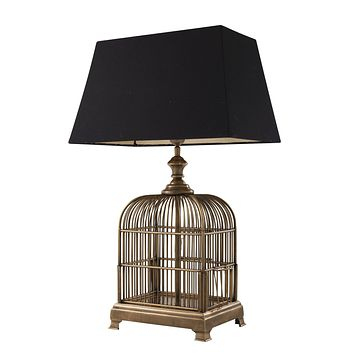 Bird Cage Table Lamp | Eichholtz Senator