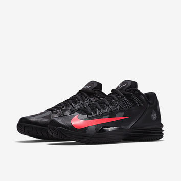 The Nike Lunar Ballistec 1.5 Legend Men's Tennis Shoe.