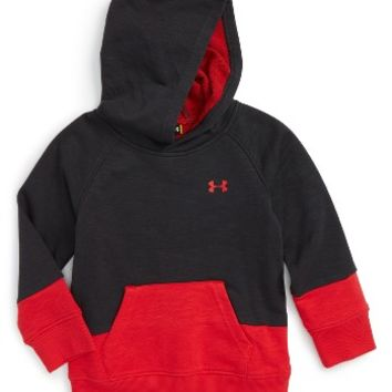 Under Armour Colorblock Hoodie (Toddler Boys) | Nordstrom