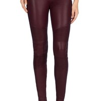J Brand Jeans - L8094 Leather Tonya by J Brand