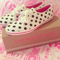.@ashleychris_ | Kate Spade for Keds makes one very happy Ashley! This is literally my childho...
