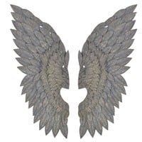 Pair of Wings Wall Decoration - frames, signage and wall art - Accessories - Shop By Product