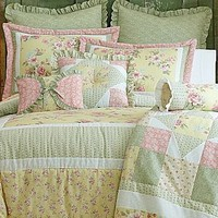 Lilly Comf Set w/Bonus Quilt & More : comforters & bedspreads : bed & bath : jcpenney