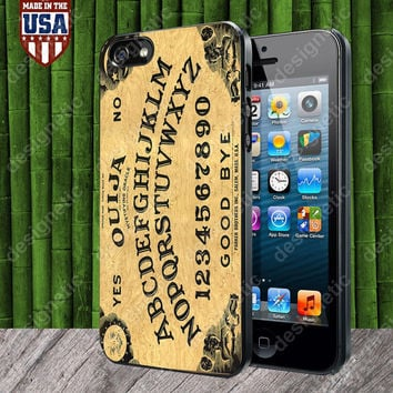 Ouija Board case for iPhone 5, 5S, 4, 4S and Samsung Galaxy S3, S4