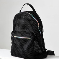 Paula Mesh Backpack | Urban Outfitters