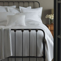Oxford Coverlets and Shams from Peacock Alley