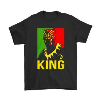Marvel Black Panther King Of Wakanda Shirts
