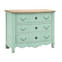 Aqua Marine Chest | Chest of Drawers | Beds & Bedroom | Sweetpea & Willow