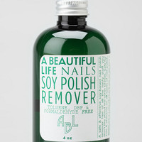 Urban Outfitters - A Beautiful Life Soy Nail Polish Remover