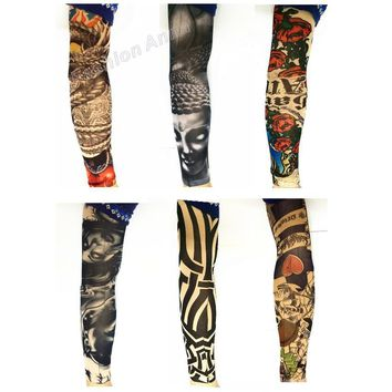 Fashion  Style  Temporary  Tattoo  Sleeves  Colletion