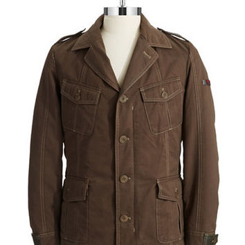 Strellson Section-L Military Jacket