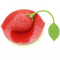 Silicone Tea Infuser & Cup Lid