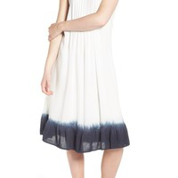 Splendid Tie Dye Ruffle Dress | Nordstrom
